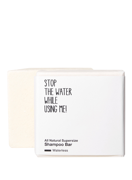 STOP THE WATER WHILE USING ME! ALL NATURAL SHAMPOO BAR (Bild 1)