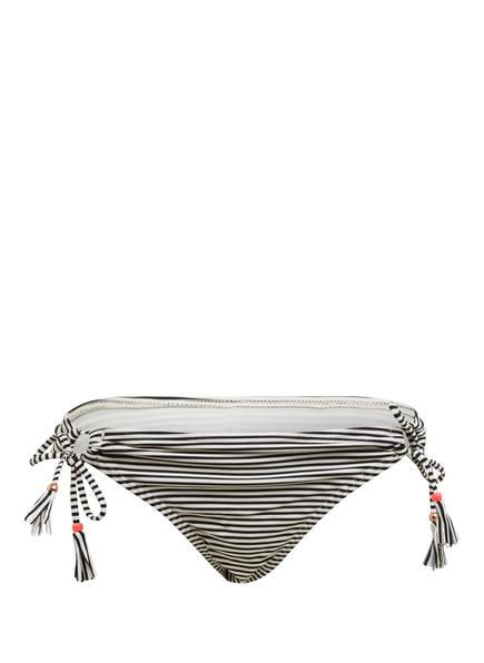 BRUNOTTI Bikini-Hose SOPHIAS, Farbe: CREME/ SCHWARZ (Bild 1)