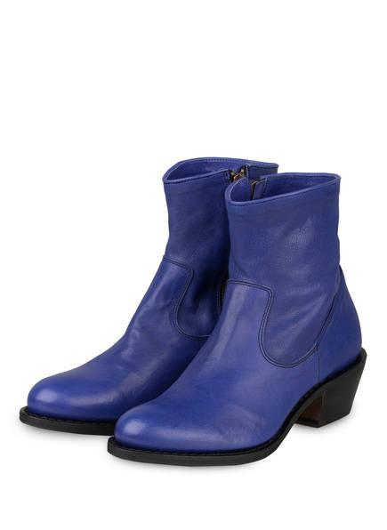 FIORENTINI + BAKER Boots ROYAL ROCKER, Farbe: BLAU (Bild 1)
