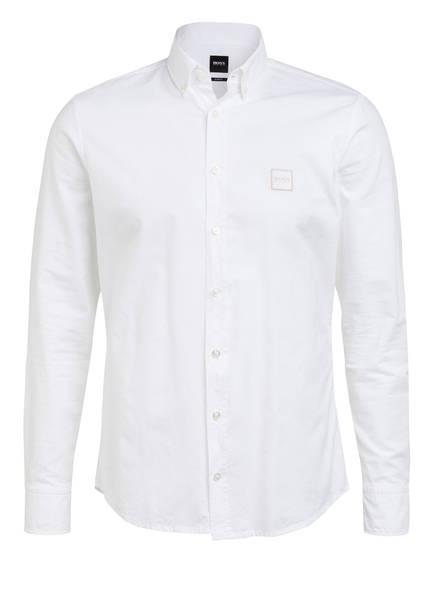 BOSS Hemd MABSOOT Slim Fit, Farbe: WEISS (Bild 1)