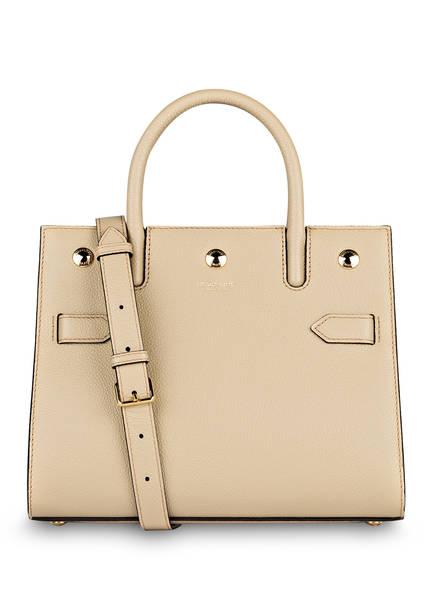 BURBERRY Handtasche TITLE SMALL, Farbe: LIGHT BEIGE (Bild 1)
