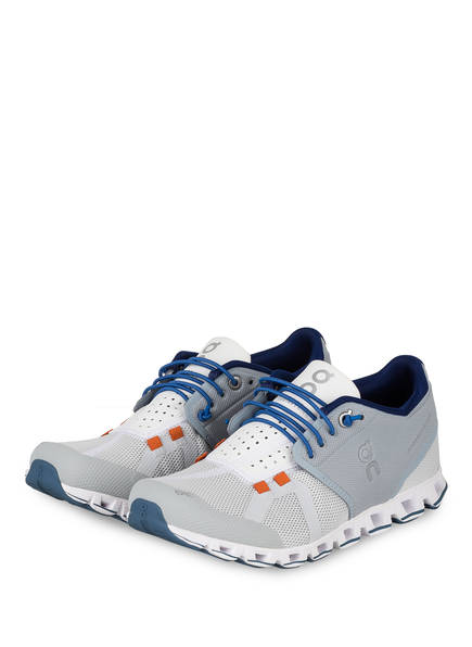 On Running Laufschuhe CLOUD 70 / 30, Farbe: GRAU/ WEISS (Bild 1)