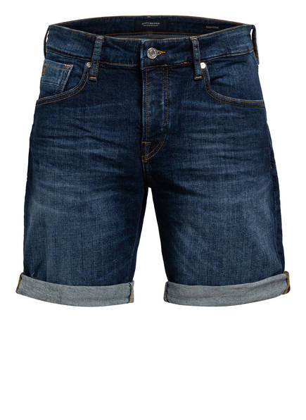 SCOTCH & SODA Jeans-Shorts RALSTON Regular Slim Fit, Farbe: 3471 ICON BLAU W (Bild 1)