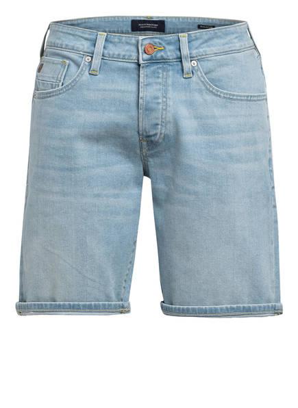 SCOTCH & SODA Jeans-Shorts RALSTON Regular Slim Fit, Farbe: 3390 PAINT IT BLAUW (Bild 1)