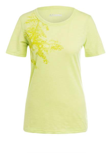 Schöffel T-Shirt KINSHASA3, Farbe: HELLGRÜN (Bild 1)