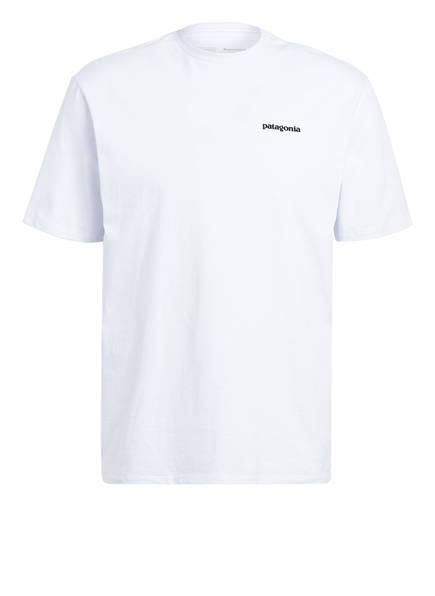 patagonia T-Shirt P-6, Farbe: WEISS (Bild 1)