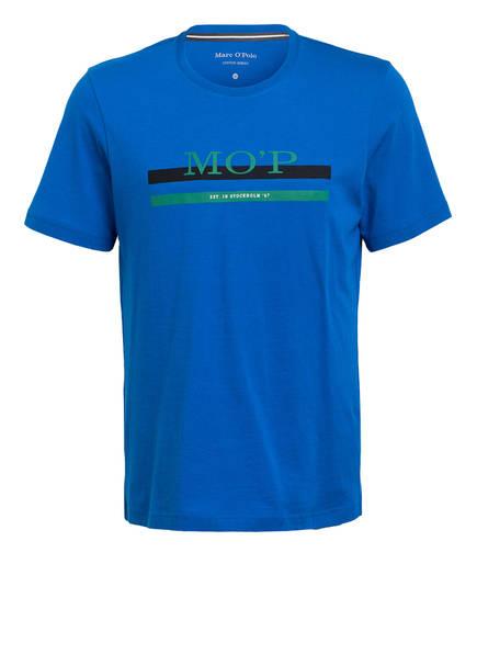 Marc O'Polo Shorty-Schlafanzug , Farbe: BLAU/ DUNKELBLAU (Bild 1)
