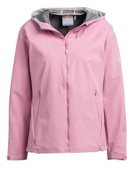 MAMMUT Outdoor-Jacke SAPUEN, Farbe: ROSA (Bild 1)