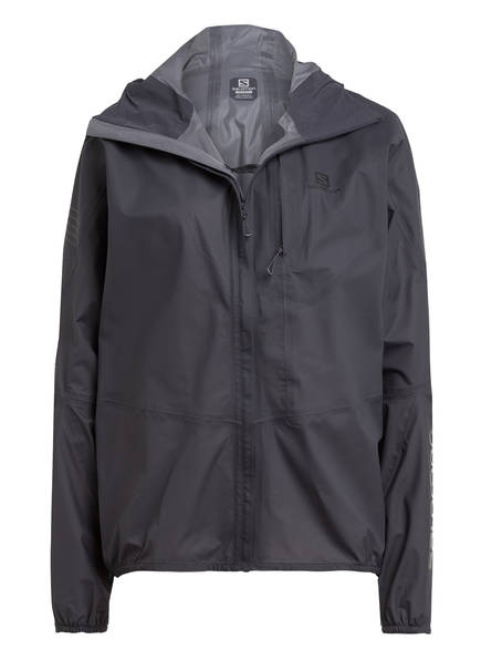 SALOMON Outdoor-Jacke OUTSPEED 360 3L JKT, Farbe: GRAU (Bild 1)