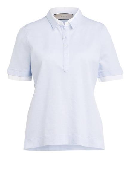 SPOON GOLF Piqué-Poloshirt, Farbe: HELLBLAU (Bild 1)