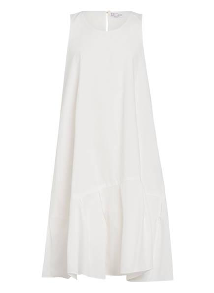 BRUNELLO CUCINELLI Kleid, Farbe: WEISS (Bild 1)