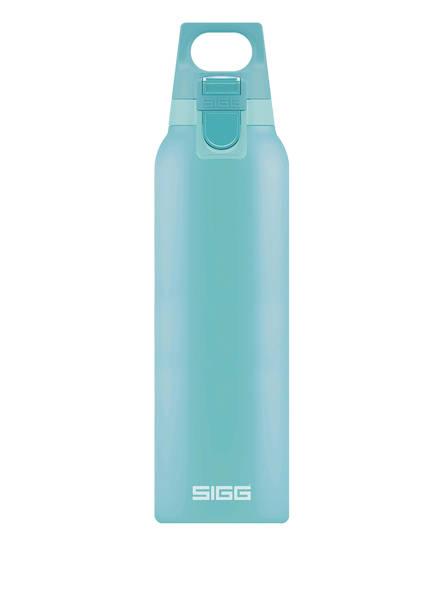SIGG Isolierflasche HOT & COLD ONE, Farbe: TÜRKIS (Bild 1)