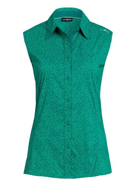 CMP Outdoor-Bluse, Farbe: DUNKELGRÜN (Bild 1)