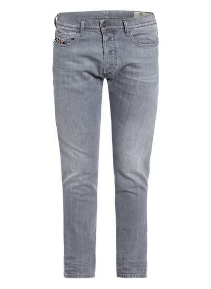 DIESEL Jeans D-LUSTER Extra Slim Fit, Farbe: 07 GREY (Bild 1)
