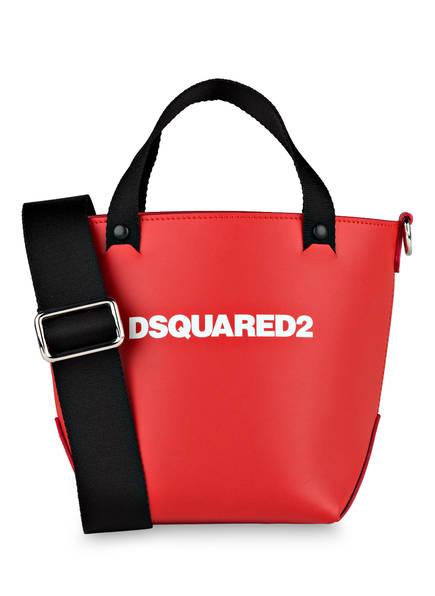 DSQUARED2 Handtasche, Farbe: ROT (Bild 1)