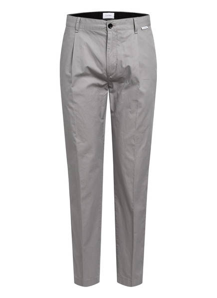 Calvin Klein Chino Tapered Fit, Farbe: GRAU (Bild 1)
