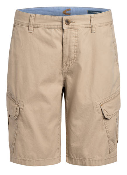 camel active Cargo-Shorts, Farbe: BEIGE (Bild 1)