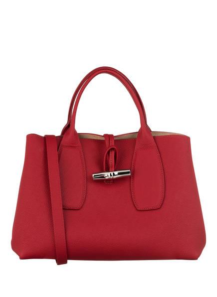 LONGCHAMP Handtasche ROSEAU, Farbe: ROT (Bild 1)