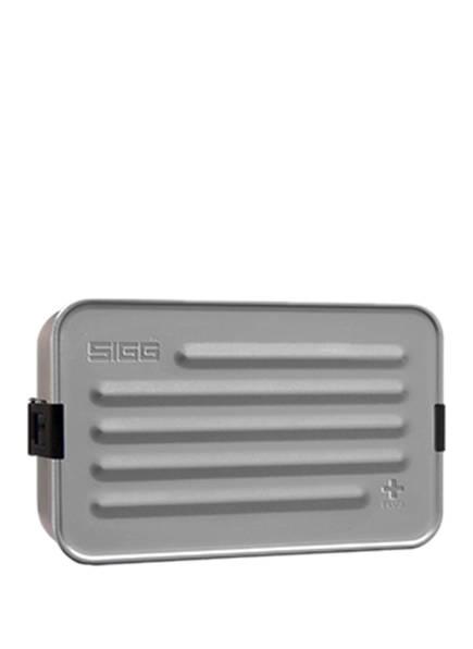 SIGG Lunchbox PLUS L, Farbe: SILBER (Bild 1)