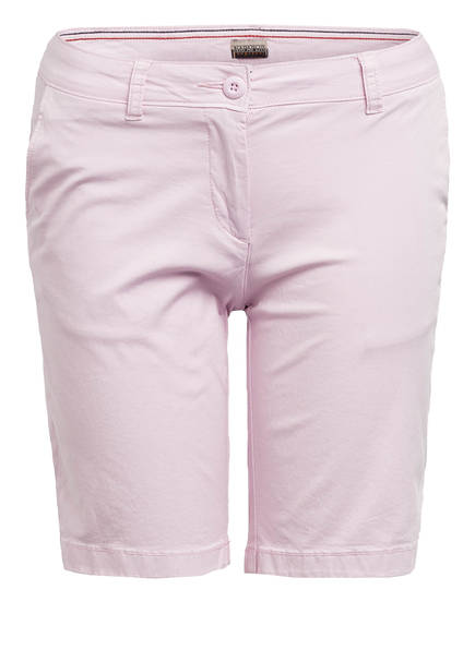 NAPAPIJRI Chino-Shorts NERIDIAN 2, Farbe: ROSA (Bild 1)