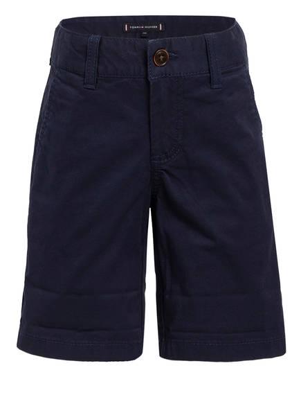 TOMMY HILFIGER Chino-Shorts, Farbe: DUNKELBLAU (Bild 1)