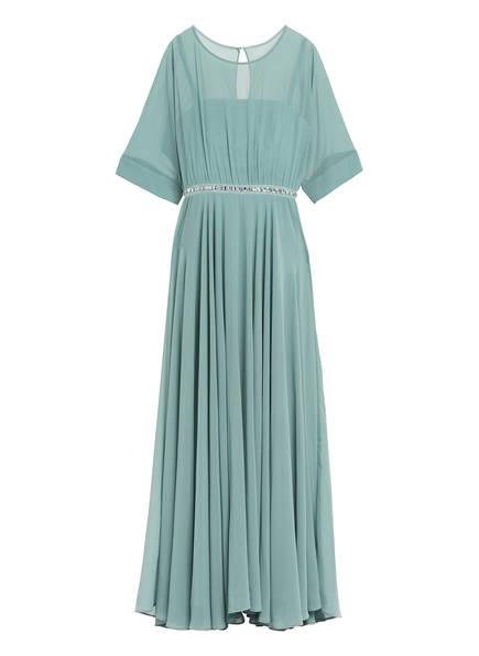Young Couture by BARBARA SCHWARZER Abendkleid mit Schmucksteinbesatz, Farbe: MINT (Bild 1)