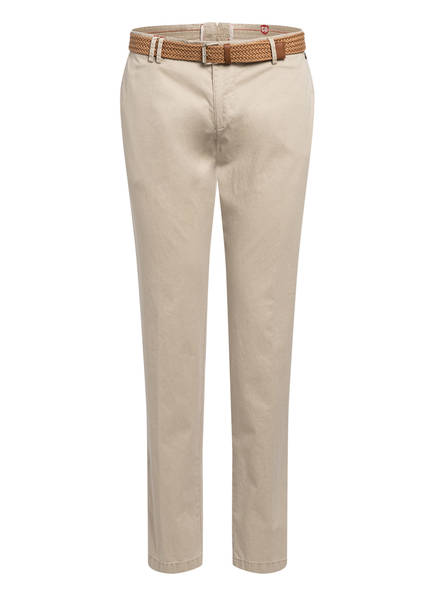 CG CLUB of GENTS Chino CLINTON Slim Fit, Farbe: BEIGE (Bild 1)