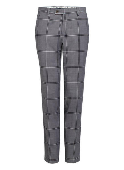 CG CLUB of GENTS Kombi-Hose GRAY Slim Fit, Farbe: 90 SCHWARZ (Bild 1)