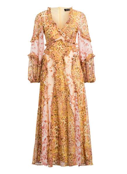 BARDOT Kleid, Farbe: GELB/ ORANGE (Bild 1)
