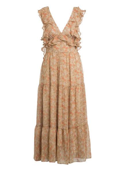 BARDOT Kleid SIMONA, Farbe: BEIGE/ LACHS (Bild 1)