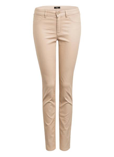 s.Oliver BLACK LABEL Jeans SIENNA, Farbe: BEIGE (Bild 1)