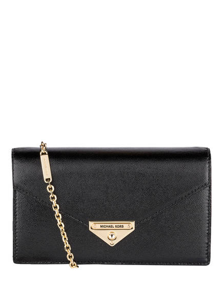 MICHAEL KORS Clutch GRACE MEDIUM, Farbe: BLACK (Bild 1)