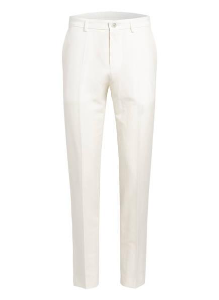 HUGO Anzughose HELO Extra Slim Fit mit Leinen, Farbe: WEISS (Bild 1)