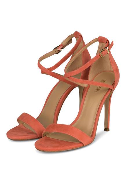 MICHAEL KORS Sandaletten ANTONIA, Farbe: PINK GRAPEFRUIT (Bild 1)