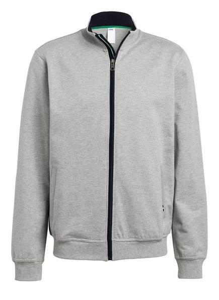 JOY sportswear Sweatjacke MILAN, Farbe: HELLGRAU MELIERT (Bild 1)