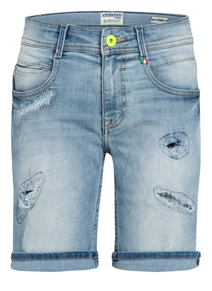 VINGINO Jeans-Shorts CARLISIO, Farbe: HELLBLAU (Bild 1)