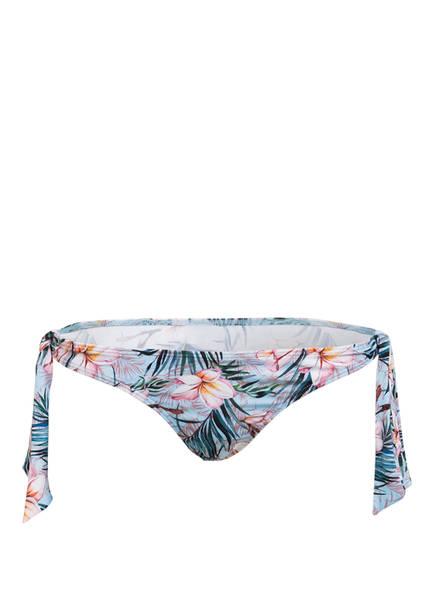 Hot Stuff Bikini-Hose , Farbe: HELLBLAU/ ROSÉ/ DUNKELBLAU (Bild 1)