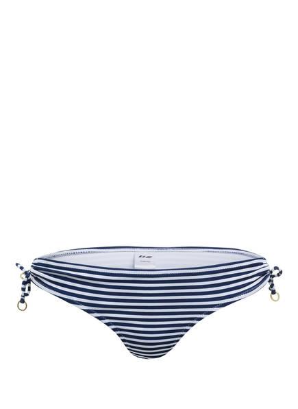 Hot Stuff Bikini-Hose , Farbe: BLAU/ WEISS (Bild 1)