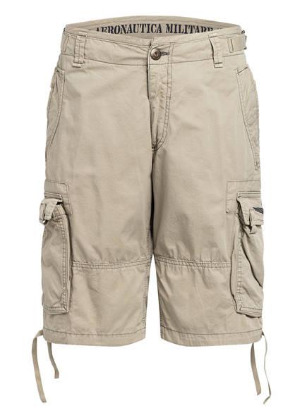 AERONAUTICA MILITARE Cargo-Shorts Regular Fit, Farbe: BEIGE (Bild 1)