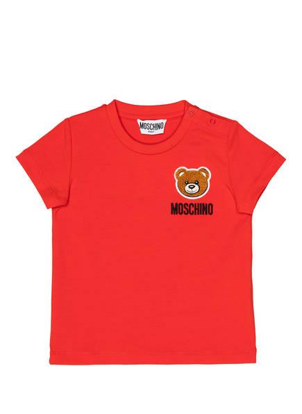 MOSCHINO T-Shirt, Farbe: ROT (Bild 1)