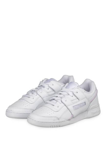 Reebok Sneaker WORKOUT PLUS, Farbe: WEISS (Bild 1)