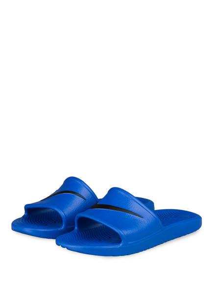 Nike Pantoletten KAWA SHOWER, Farbe: ROYAL (Bild 1)