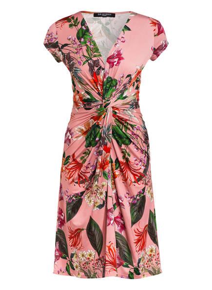 ILSE JACOBSEN Kleid NICE, Farbe: ROSA/ GRÜN/ ROT (Bild 1)