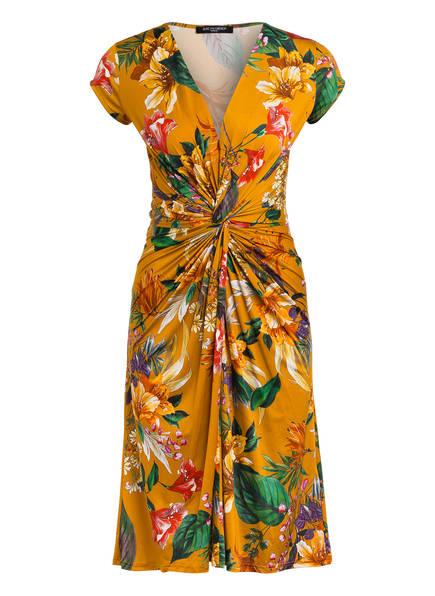 ILSE JACOBSEN Kleid NICE, Farbe: DUNKELORANGE/ GRÜN/ ROT (Bild 1)