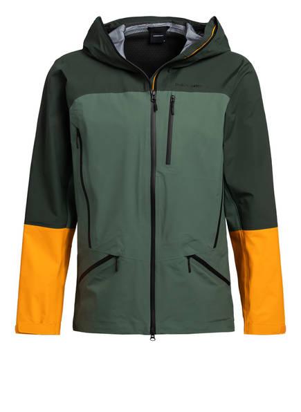 Peak Performance Outdoor-Jacke VISLIGHT, Farbe: GRÜN/ DUNKELGELB (Bild 1)