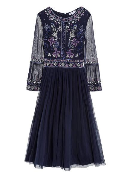 frock & frill Kleid JACQULINE mit Paillettenbesatz, Farbe: DUNKELBLAU (Bild 1)