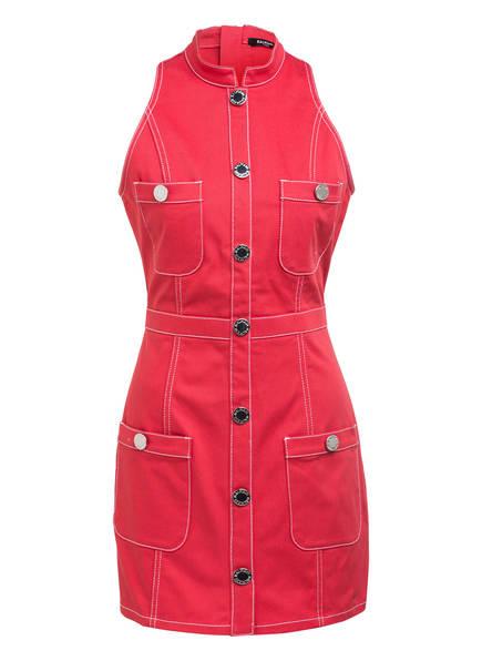 BALMAIN Jeanskleid , Farbe: PINK (Bild 1)