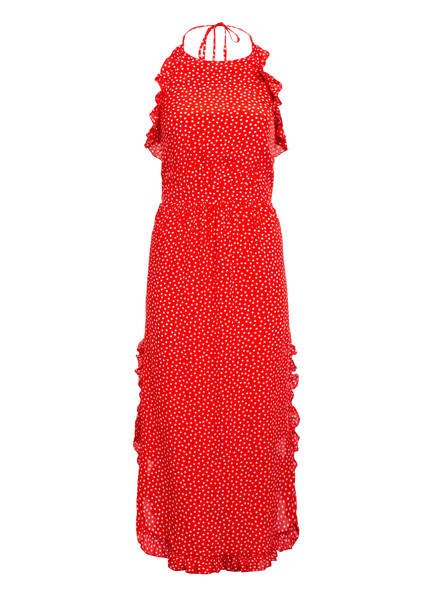 SEE BY CHLOÉ Kleid mit Seide, Farbe: ROT/ ROSÉ (Bild 1)