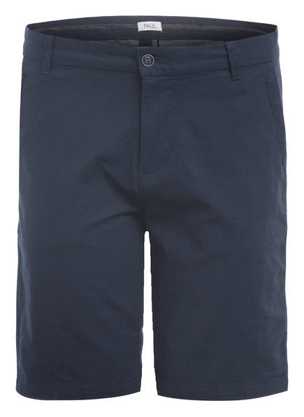 PAUL Chino-Shorts PREPPY Slim Fit, Farbe: BLAU (Bild 1)