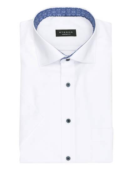 ETERNA Halbarm-Hemd Comfort Fit, Farbe: WEISS (Bild 1)